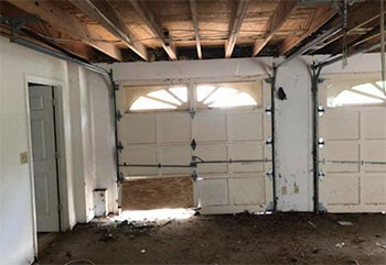 Panel Replacement, Garage Door Repair Denton TX